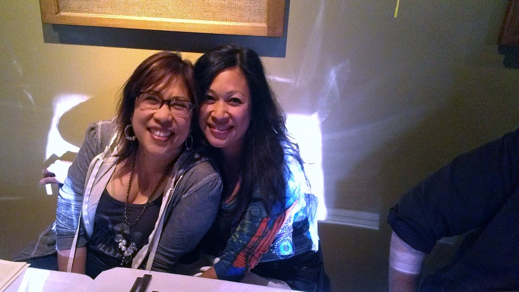 Elaine and I