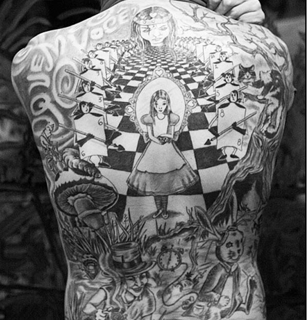original-alice-in-wonderland-black-back-piece