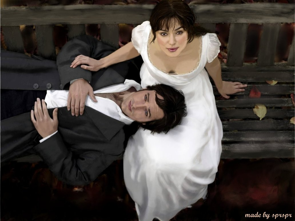 No Mr. Darcy