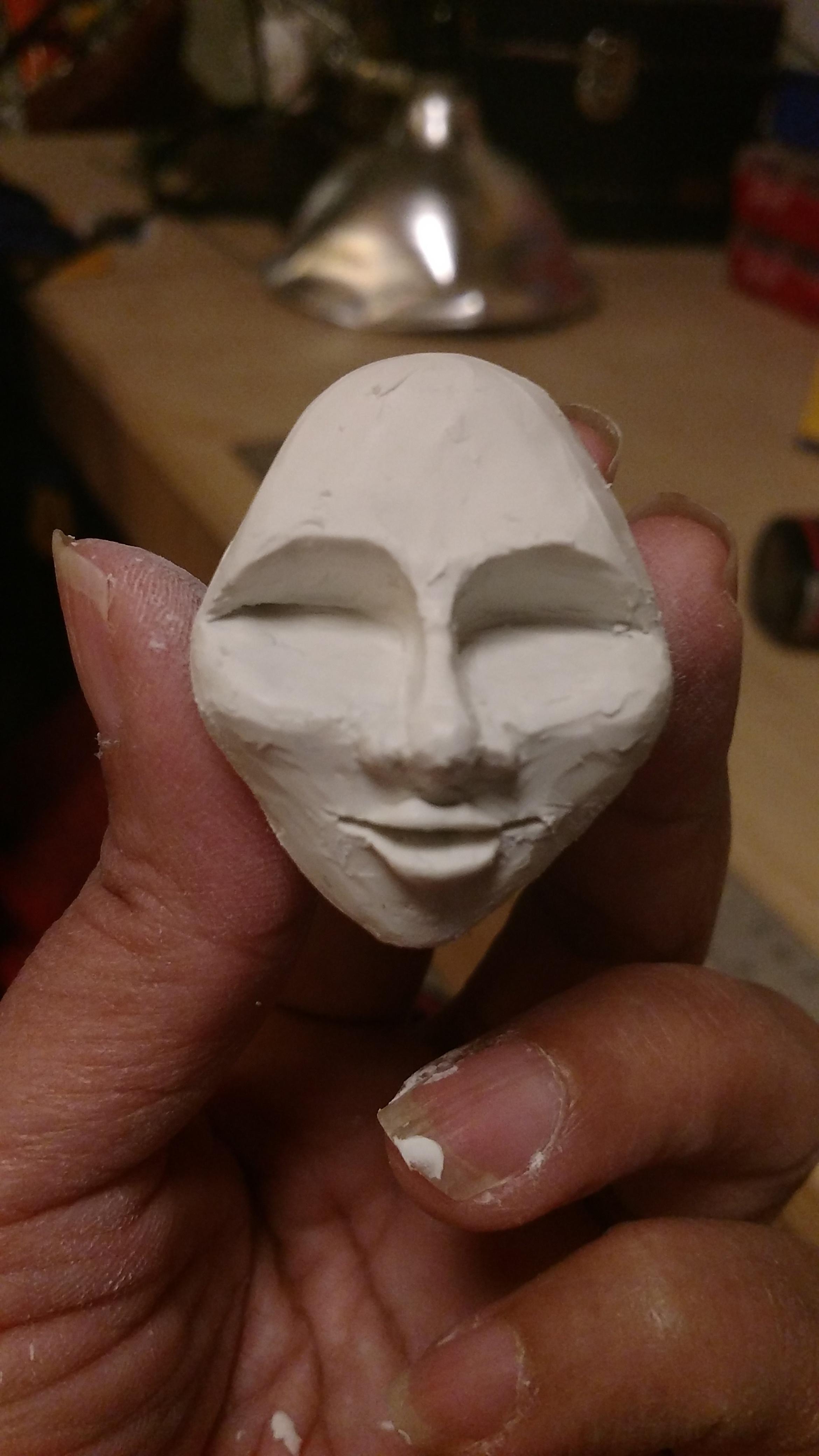 Serious tiny sculpting